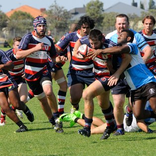 Championship B (Team 1) Round 2 2017 vs Mandurah Pirates RUFC