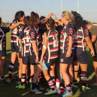 Round 2 Ladies 2017 vs Swan Suburbs RUFC