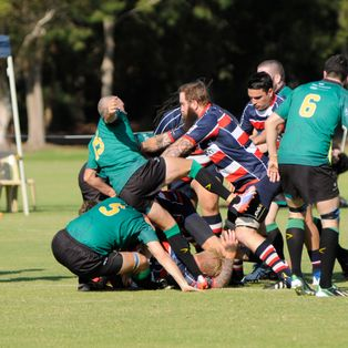 Championship A Round 3 2017 vs Perth Irish RUFC