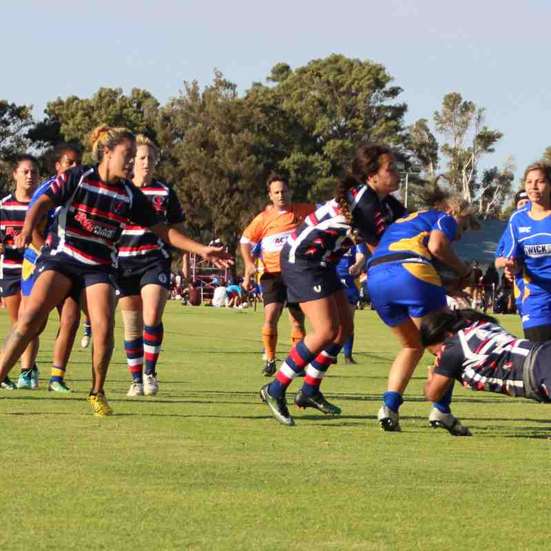 Round 3 2017 Lionesses vs Nedlands
