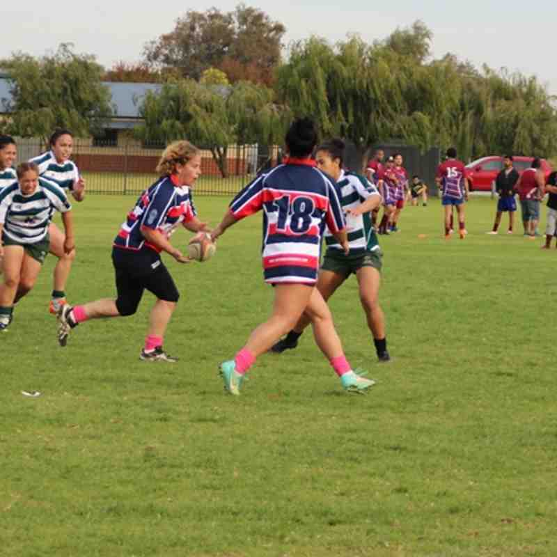 2017 Round 10 Lionesses vs Wanneroo