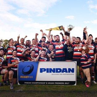 Championship B Grand Final Winners