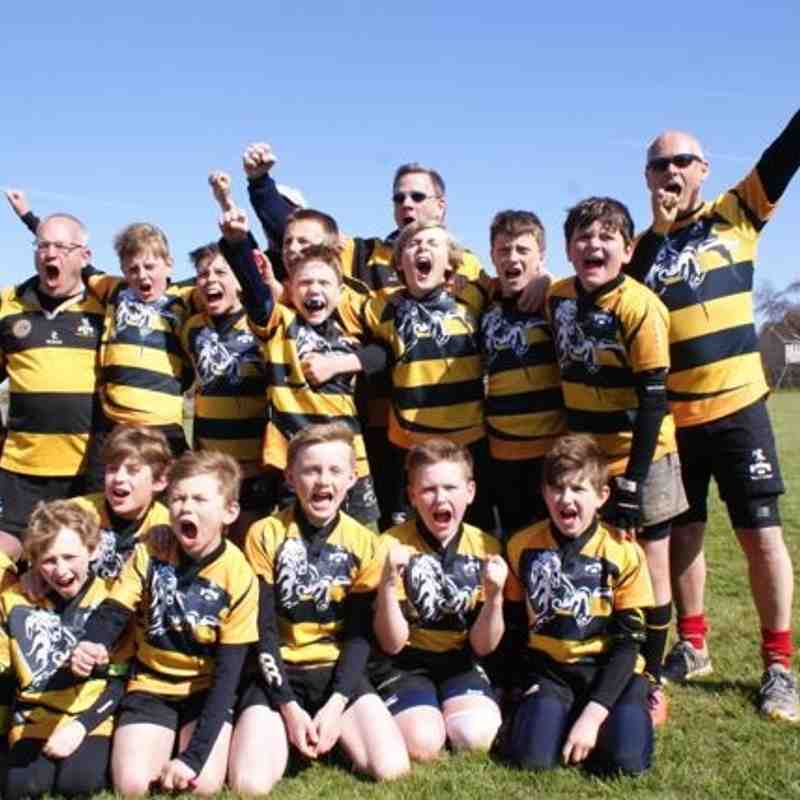 U11's on Tour - Bognor Tigers Challenge 2015