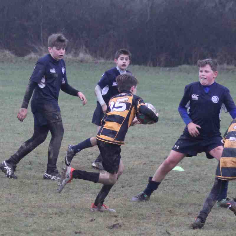 vs East Grinstead U13