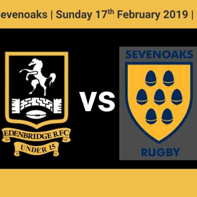 Sevenoaks 2019 (H)
