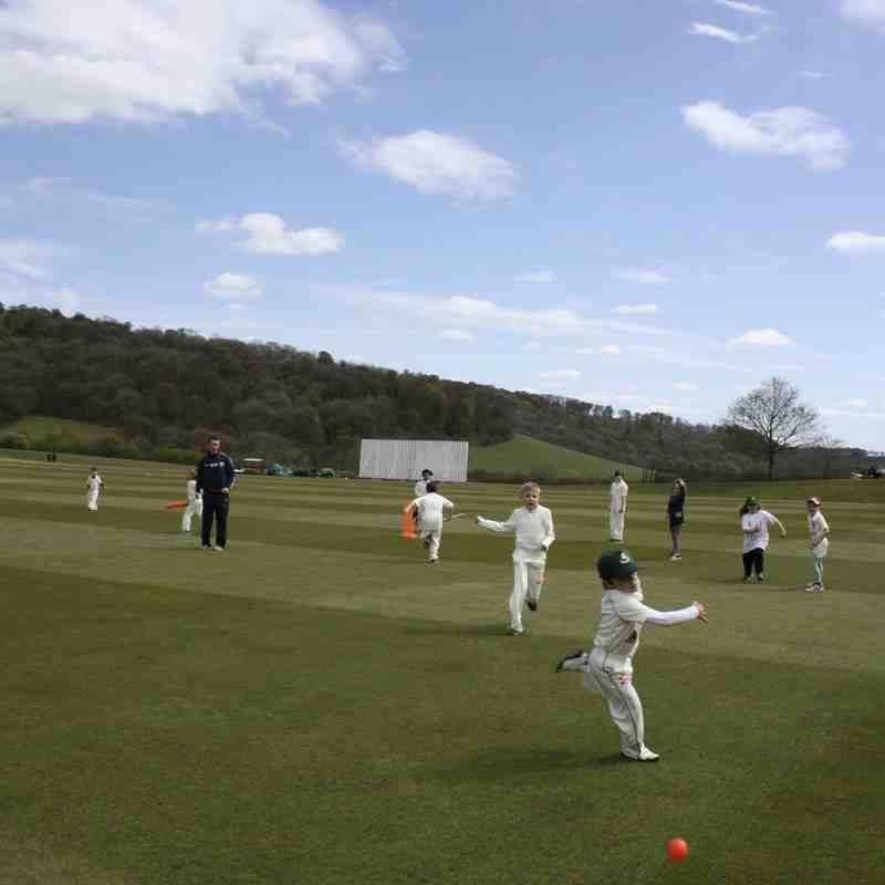 Wormsley Oxfordshire v Devon 01/05/2016