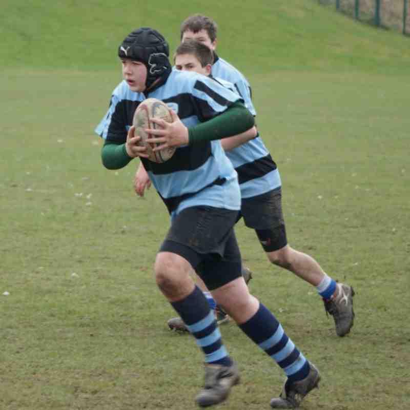 U14s Southwell 27 - 5 Fenland Barbarians