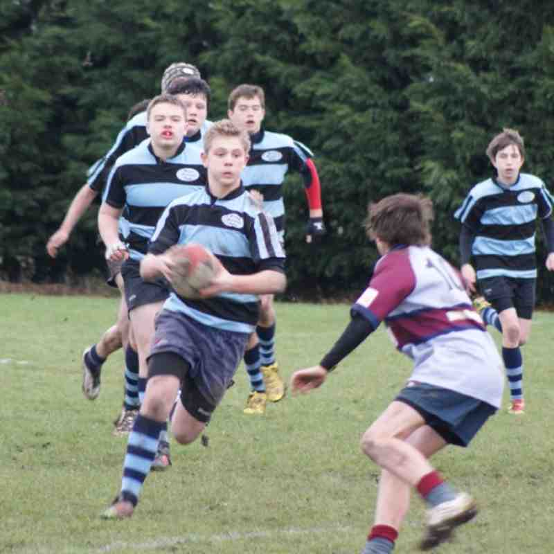 11 Dec 2011 - Fenland Barbarians 12 - 27 West Norfolk