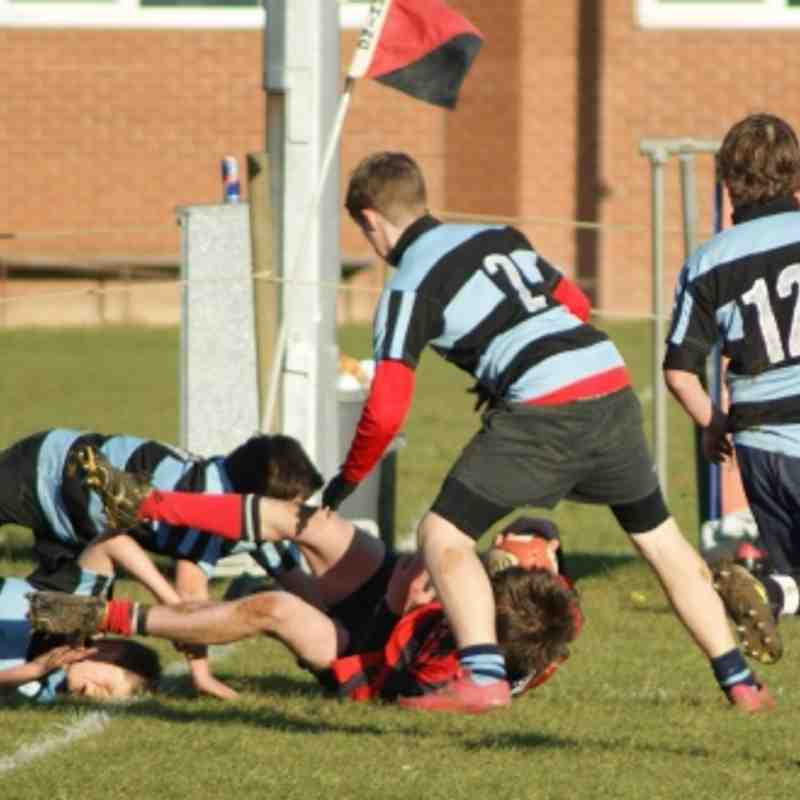 18 Dec 2011 (U15s) Sleaford 12-17 Fenland Barbarians
