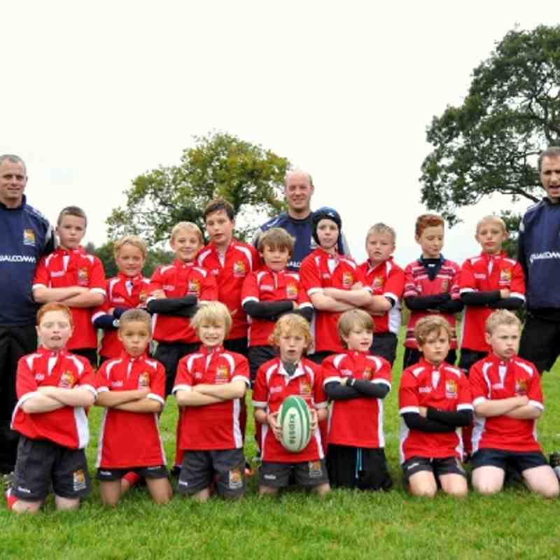 U10's Team 2011/12