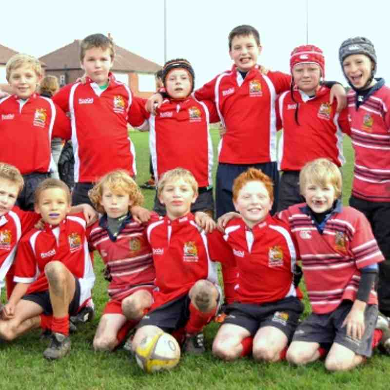 U10's v Heaton Moor - November 13th 2011