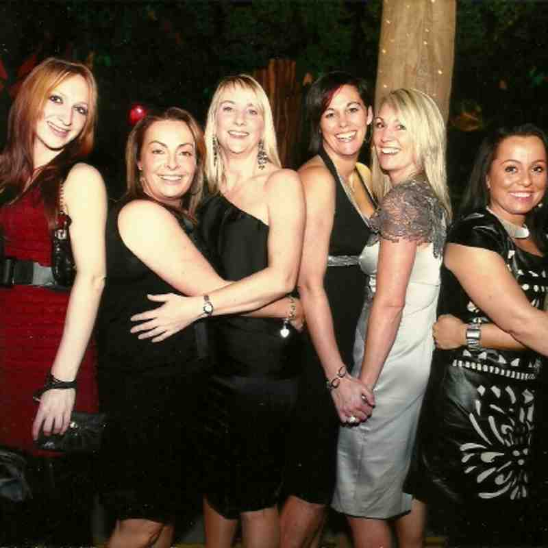 Christmas Party 2011 - Enchanted Forest