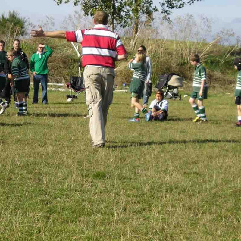 BRFC Under 10s v Romford 07 10 2012