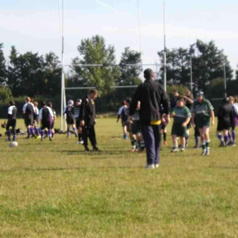 BRFC Under 11s v Romford 07 10  2012