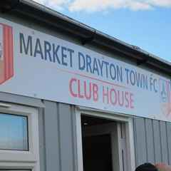 Drayton defeated in Shropshire Senior Cup