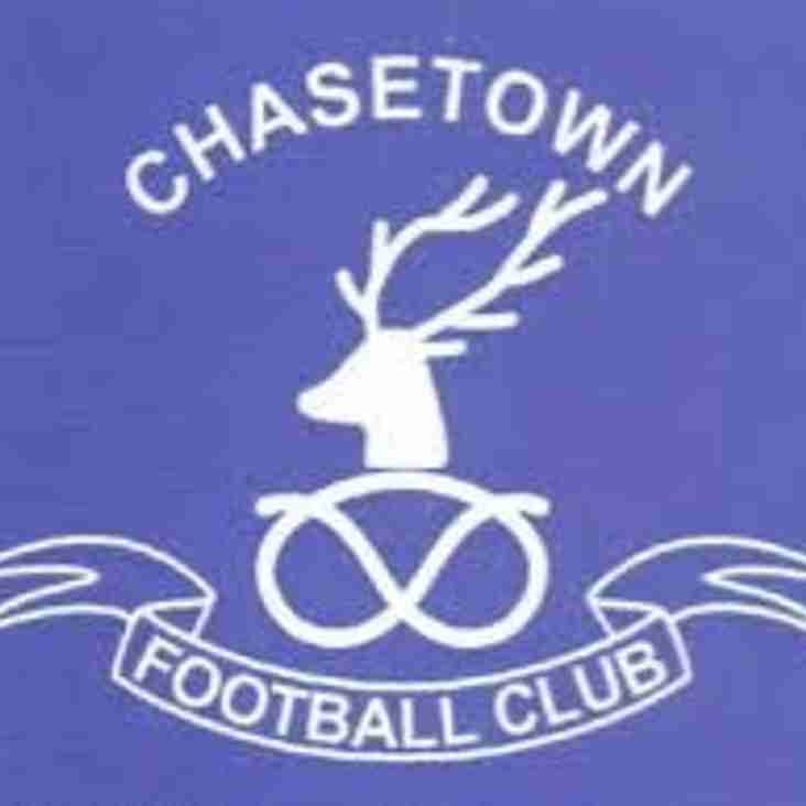 Greenfields welcomes... Chasetown.