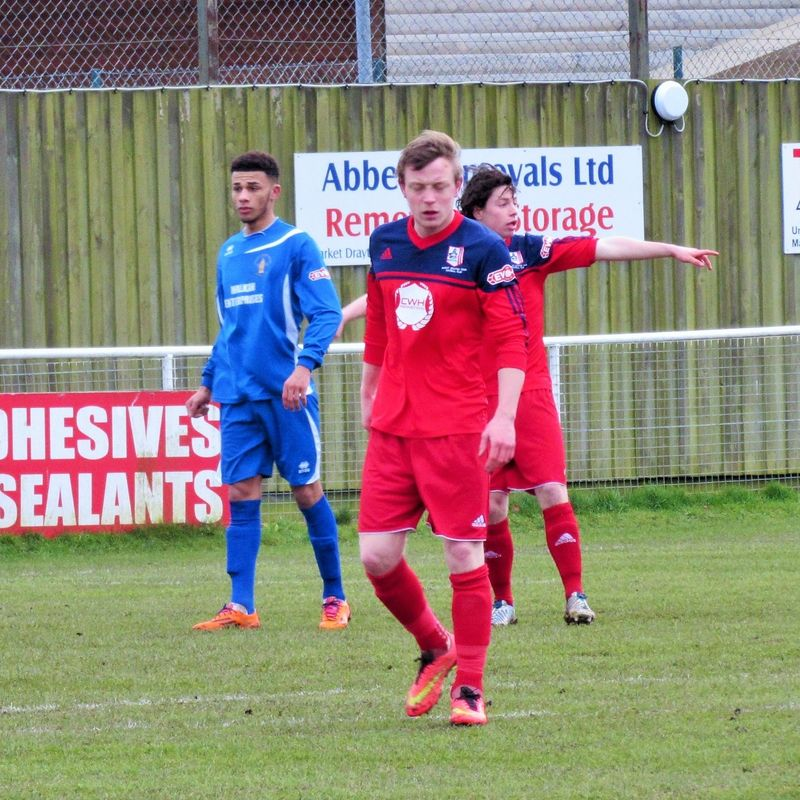 WILL WHIELDON SIGNS OFF WITH A GOAL IN THE 3 0 WIN AT RUGBY TOWN