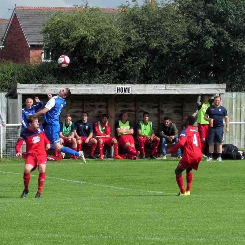 Drayton v AFC Bridgnorth Aug '15