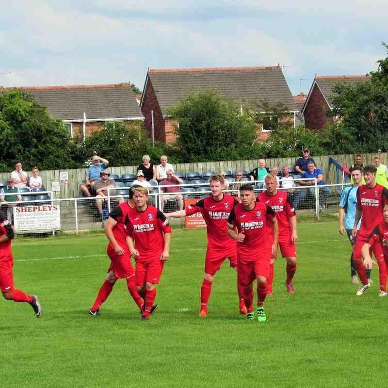 Drayton v AFC Telford July '16