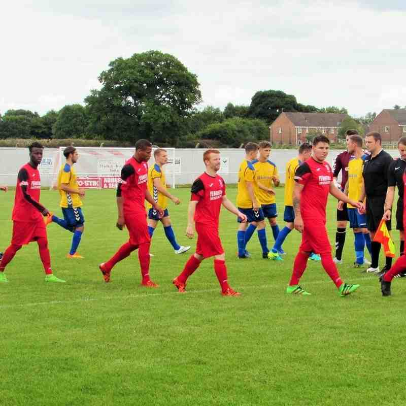 Drayton v Stocksbridge Park Steels Aug '16
