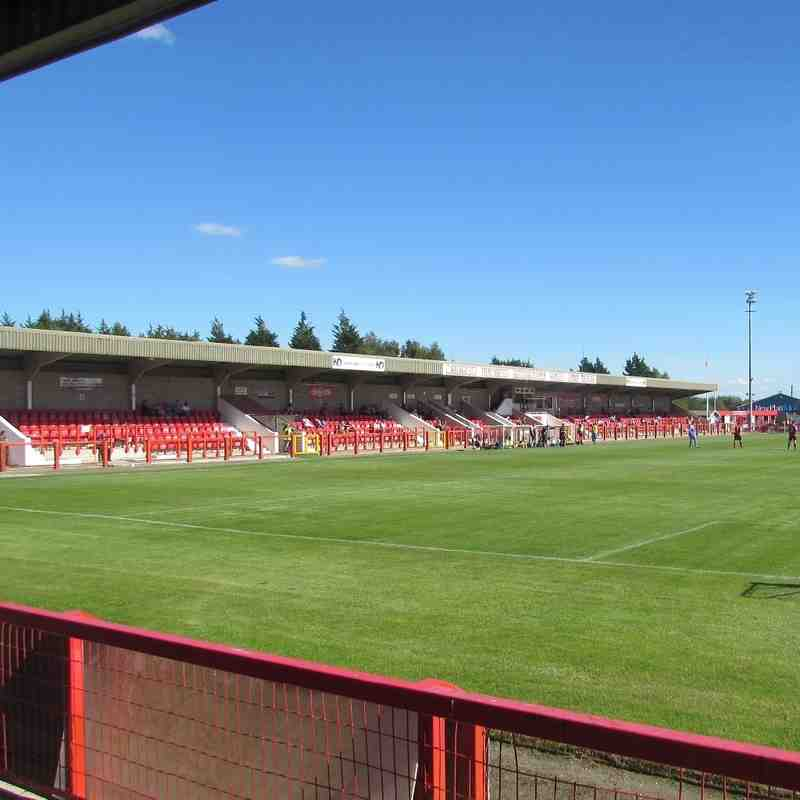 Witton Albion v Drayton Aug '16