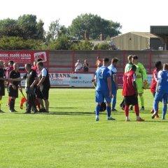 Witton Albion v Drayton Aug '16