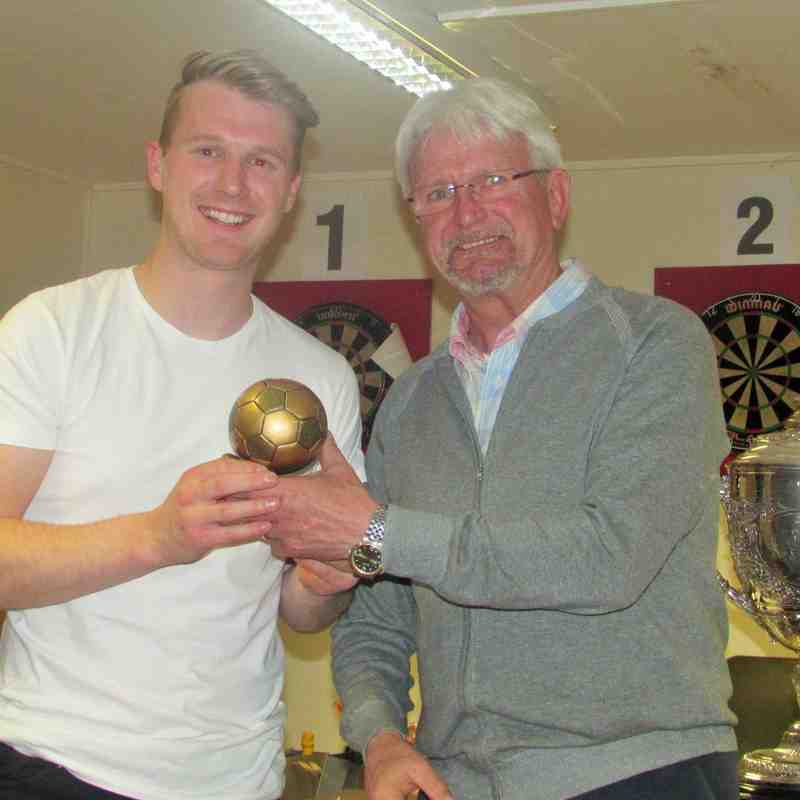 Drayton Presentation Night May '17