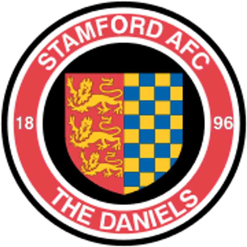 Message from Stamford AFC