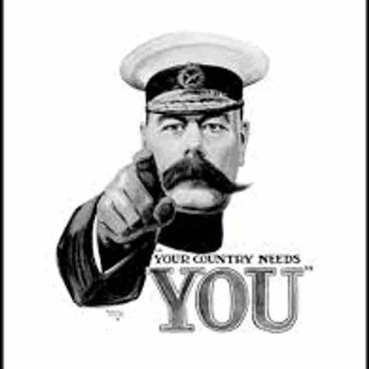 Could you volunteer some of your time to help Chasetown FC?