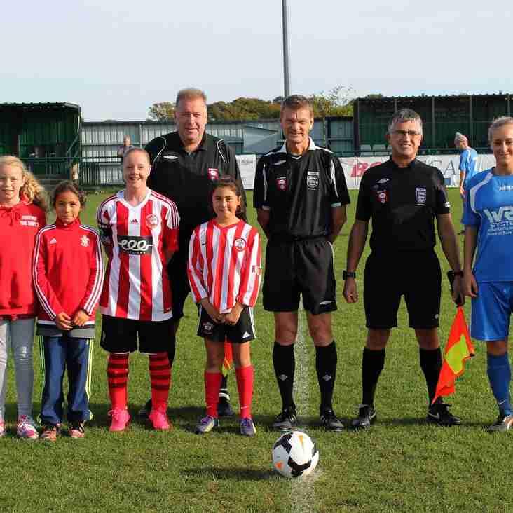Southampton Ladies v Shanklin LFC