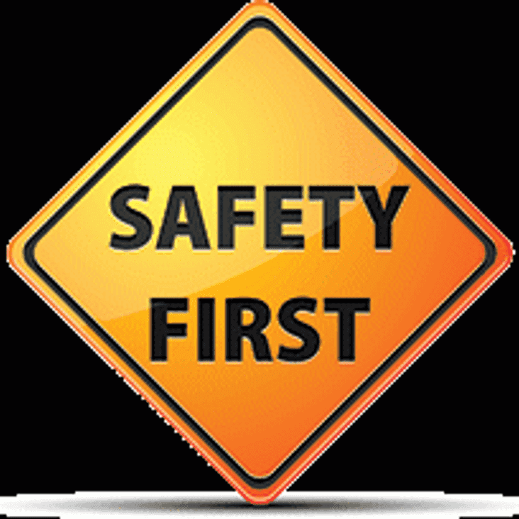 Safety at all times is everyones duty!