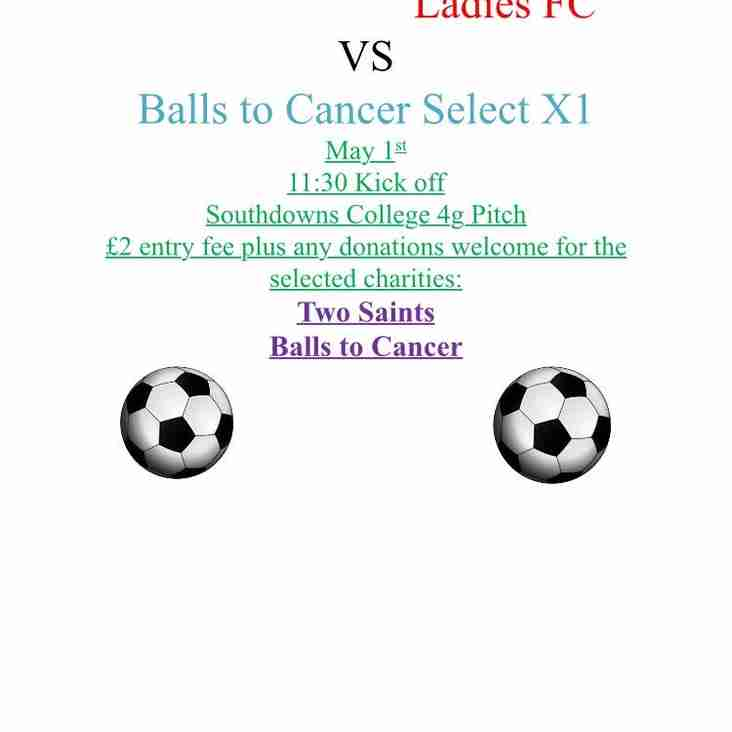 Balls To Cancer