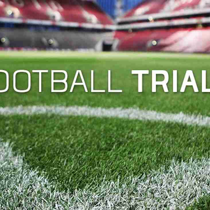 OPEN AGE AND YOUTH TRIALS, coming soon.......