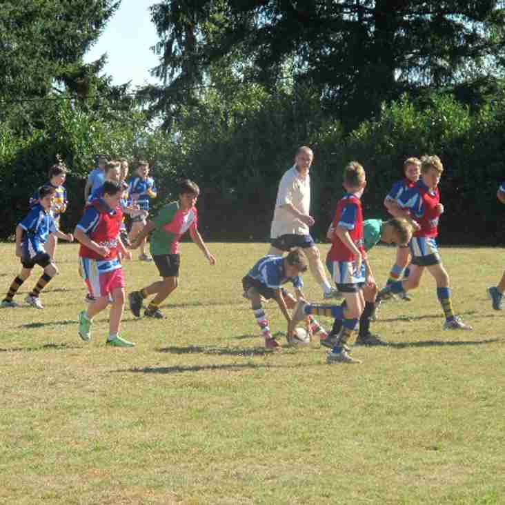 Summer Touch Rugby - Every Weds from 7.00  at Eltham College