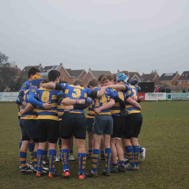 Kent 2015 - U15s