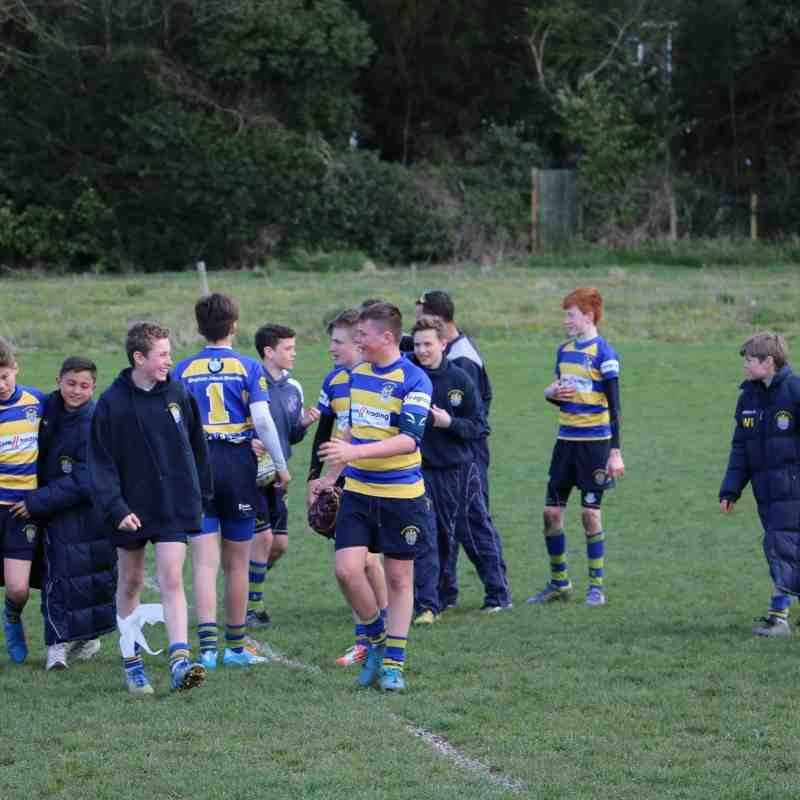U13s - Winners Kent 7s - 2016