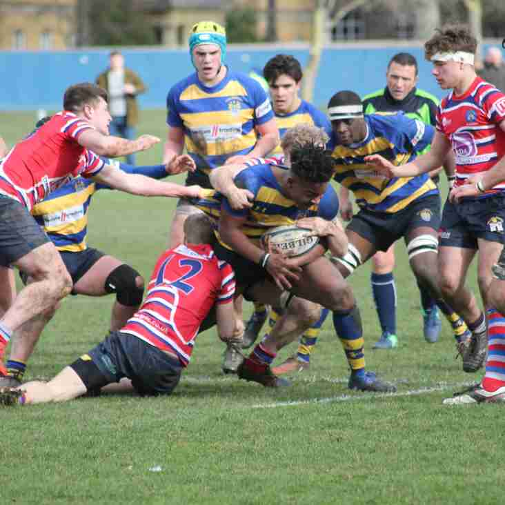 Garratt hails 'outstanding' U18s cup victory