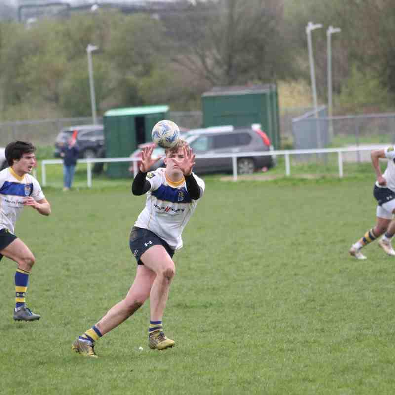 U18s vs Sevenoaks - Kent Cup Final - April 2018 - W 40-19