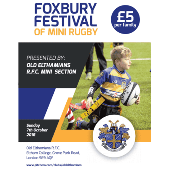 44th Foxbury Festival - The Best is Back