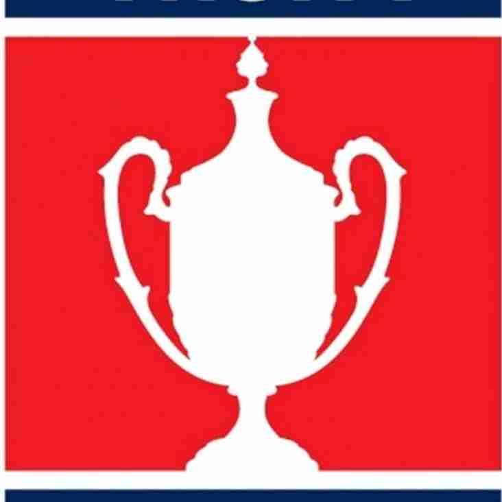 FA Vase draw announced