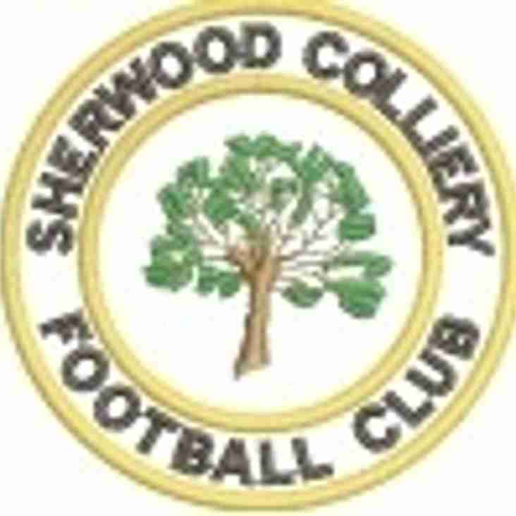 Promotion for Sherwood Colliery