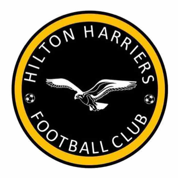 Vacancy at Hilton Harriers