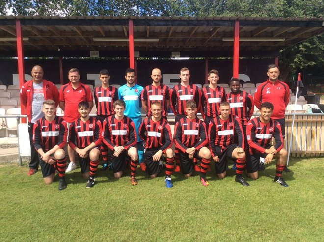 Dronfield Town Reserves