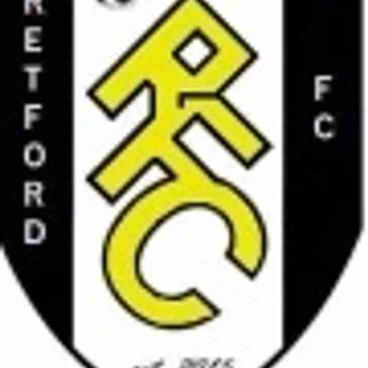 Team of the Month for September - Retford FC