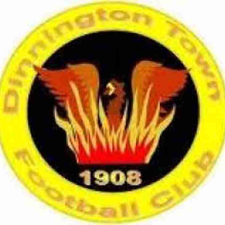 Situations vacant at Dinnington Town