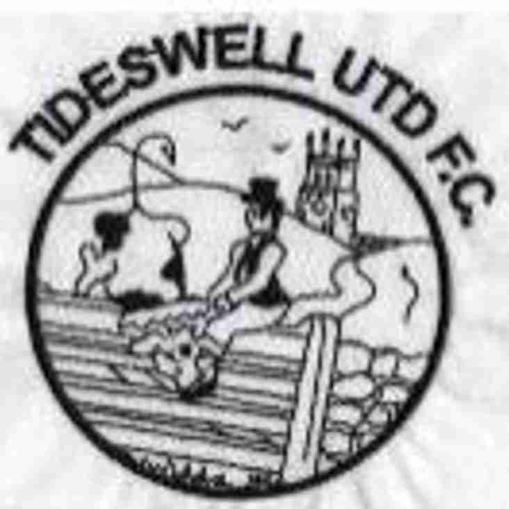 Tideswel United seek goalkeeper