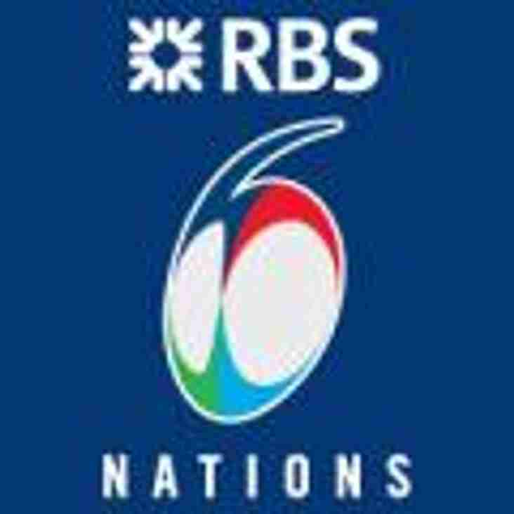 Second issue of six nations tickets - last few left