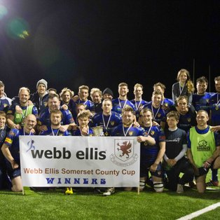 Weston win County Cup