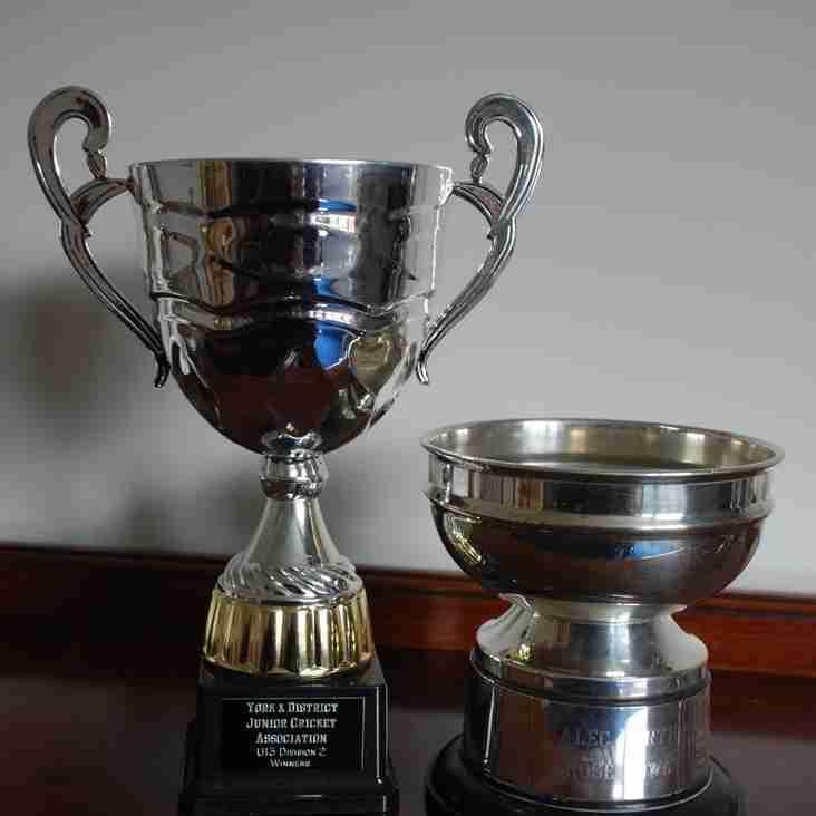Junior Awards & Quiz, Friday 6th October, Yapham Village Hall, 7pm start