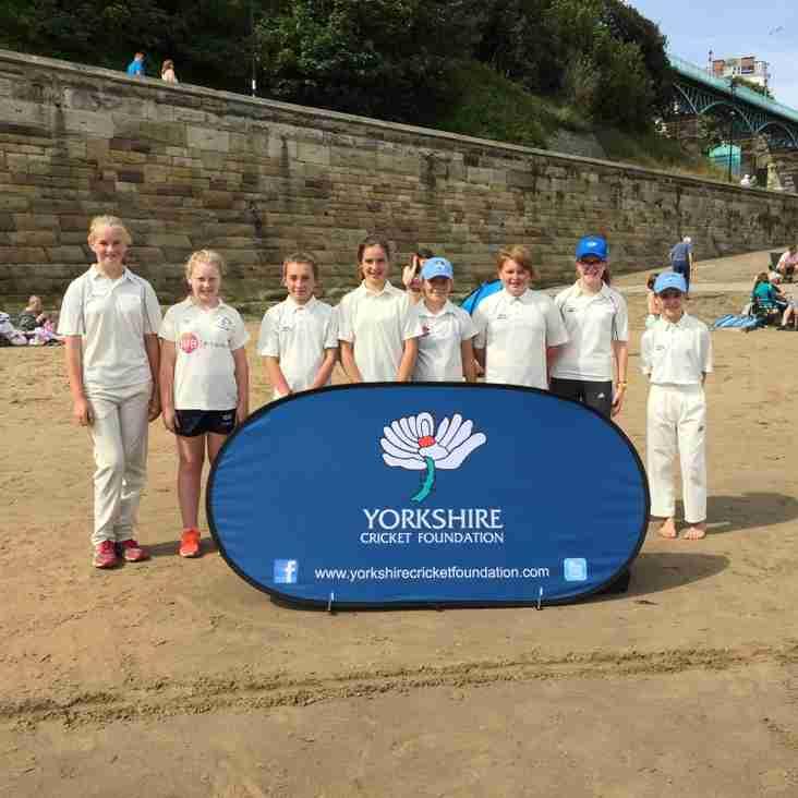 Scarborough Beach Cricket tournament